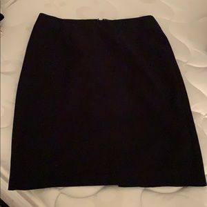 Merona Navy Blue Pencil Skirt